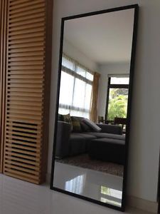 Mongstad Mirror Black Brown In 2019 Apartment Ideas