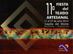 Del 11 al 17 julio Charla y obra participariva con Niños Capilla del Monte  Bea Iorio