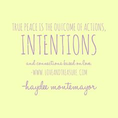 True peace isn't forced, it's invited. #loveandtreasure #words #quotes #quotations #inspirationoftheday #dailyquotation #dailyquote #nightlyquote #nightlyquotation #haydeemontemayor