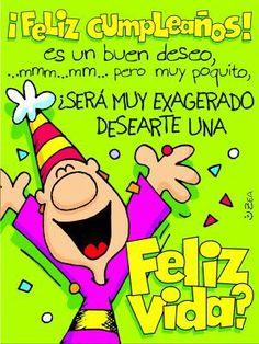 Cumpleaños!