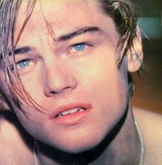 Leonardo De Caprio I liked him a lot when he was young looking this much handsome.