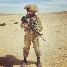 "317 Likes, 15 Comments - Orin Julie (@orin_julie) on Instagram: ""#idf #girl #warrior #israel"""