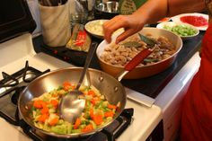 Learn authentic ethnic cuisine in an immigrant's kitchen | Public Radio International