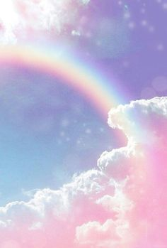 Aesthetic Wallpaper Pastel Clouds Ideas For 2019 Wallpaper Pastel, Iphone Wallpaper Glitter, Cloud Wallpaper, Rainbow Wallpaper, Aesthetic Pastel Wallpaper, Kawaii Wallpaper, Cute Wallpaper Backgrounds, Tumblr Wallpaper, Cute Wallpapers