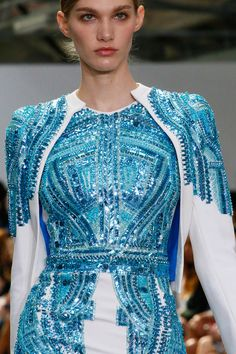 Antonio Berardi Spring 2013 RTW - Details - Vogue