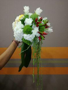Flower design bouquet