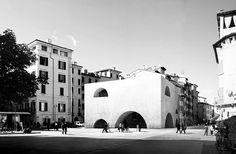 Library and Student Center Brescia. Italy 2009 - Barozzi-Veiga