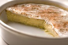 Dukan Baked Cheesecake or Rice Pudding
