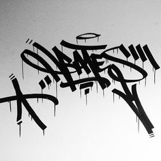 y'all know the master Bates (@greatbates). #bates #graffiti #handstyle //follow @handstyler on Instagram