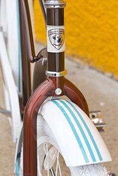 Remington Villy Custom Luxury Fashion Bicycle www.villycustoms.com by inez New Fashion Trends, Luxury Fashion, Custom Beach Cruiser, Paint Bike, Garage Makeover, Bike Design, Fire Extinguisher, Beach Cruisers, Bicycle