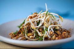 Pad Thai, um dos pratos da culinária asiática do restaurante Tian (Foto: Divulgação)
