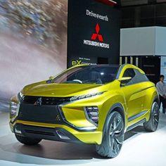 this Explanation Behind Design Luxury & Elegant Mitsubishi XM Concept by future cars