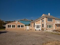 Spacious Ocean View Home with Guest House, Large Pool, Hot Tub