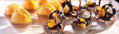 Macaroons s pomarančovým krémom | Tajomstvo mojej kuchyne