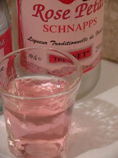 I don't like schnapps but I would do this schnapps