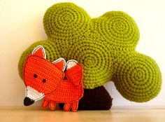 Hey, I found this really awesome Etsy listing at https://www.etsy.com/ru/listing/206395091/cute-little-fox-crochet-coaster-1pc