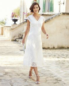 Joanna Hope Lace Dress available in Ivory, Mint and Ultraviolet