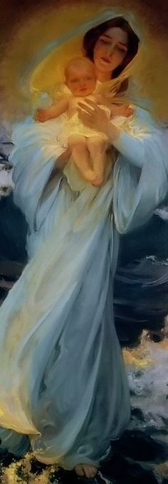 Holy Queen, Mother of Mercy