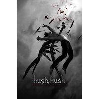 Hush, Hush (Hush, Hush, #1) by Becca Fitzpatrick