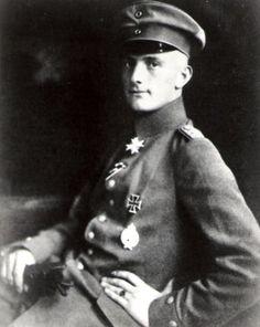 Lothar Freiherr von Richthofen.