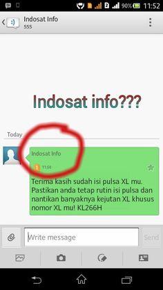 Ternyata Indosat & XL, ada kerja sama ya?!?!?   Potret Bikers.com