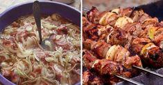 Как приготовить сочный шашлык Paella, Pork, Chicken, Meat, Ethnic Recipes, Invite, Kale Stir Fry, Pork Chops, Cubs