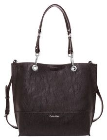 Calvin Klein Reversible Tote with Wristlet product photo
