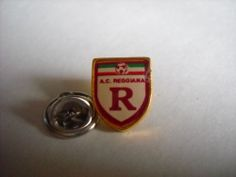 q5 AC REGGIANA calcio football soccer spilla pins broche badge italia italy
