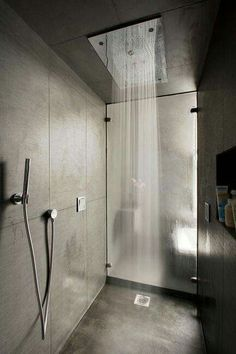 Beautiful Wetroom With Giant Ceiling Shower Head Rainfall Heaven For Lots  Of Sex And Washing Your Lover
