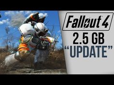 Fallout 4 Got a Update Fallout 4 Tips, Fallout Facts, Gaming Computer, Boss, Games, Youtube, Gaming, Youtubers, Plays