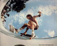 Ray Flores - Dogtown Legend.