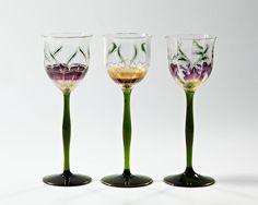 Theresienthal goblets