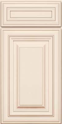 1000 ideas about raised panel on pinterest kraftmaid for Dove white cabinets with cocoa glaze