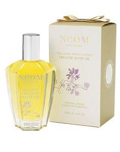 Neom Real Luxury Bath Oil £22