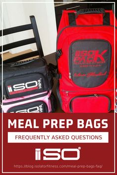 Meal Prep Bags Frequently Asked Questions  0004a097f9327