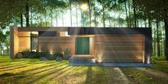 La maison EXALT présentée par les Industries Bonneville au salon Expo HABITAT Québec 2015
