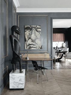 Opulent Combinations With Grey