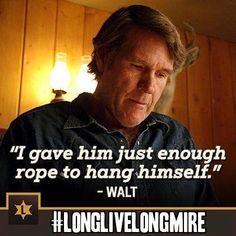 #LongLiveLongmire (Twitter)