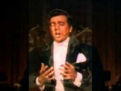 ▶ Mario Lanza - We Three Kings of Orient Are - YouTube  Mom's favorite singer!