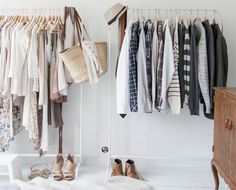 The 4-step wardrobe cleanse... #closetdetox #thelittlefoxes #closetcleanse