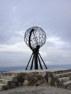 Nordkapp (North Cape) in Nordkapp, Finnmark