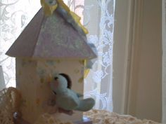 """which I posted about """"In the Studio"""" in May! News Blog, Blue Bird, Tea Cups, Pretty, Outdoor Decor, Projects, Home Decor, Art, Log Projects"""