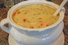 soups, soups, soups