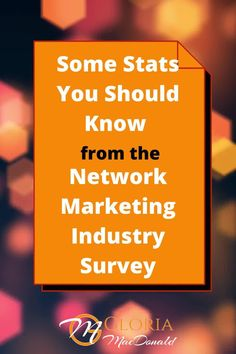 If you want to grow your business, it'd be a great idea to stay up to date on all things network marketing. And luckily for you, we've just got the results from the network marketing industry survey in. In this video, I talk about the results we've gotten from network marketers all around the globe.