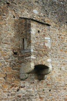 Medieval England: This is when the garderobe was created. It was an opening on the side of a castle that would empty into a moat.