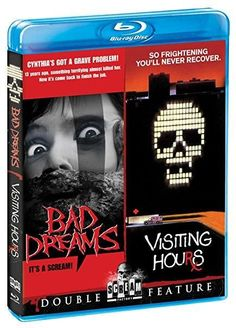 William Shatner & Michael Ironside & Andrew Fleming-Bad Dreams / Visiting Hours