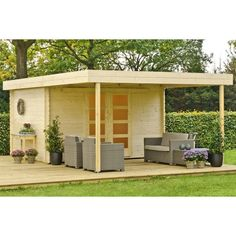 Backyard Storage Sheds, Shed Storage, New Property, Homesteading, Budget, Houses, Outdoor Structures, Wood, Wooden Pavilion