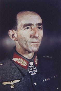 General der Panzertruppe Fridolin von Senger und Etterlin