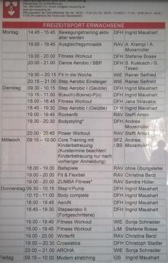 #freizeitsport #sportverein #aubing #neuaubing #dasistaubing #sportprogramm