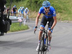 GIRO DITALIA STAGE THREE GALLERY Defending champion Ryder Hesjedal hit out on the final ascent